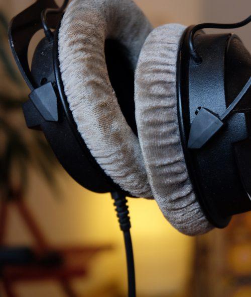 Kopfhörer kleiner